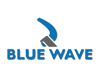 Image of blue-wave