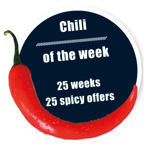 Button Chili of the week PNG