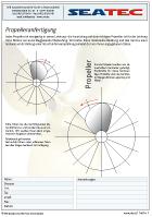 Datasheet - Propeller calculation