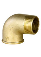 Pipe Elbow 90° female/male