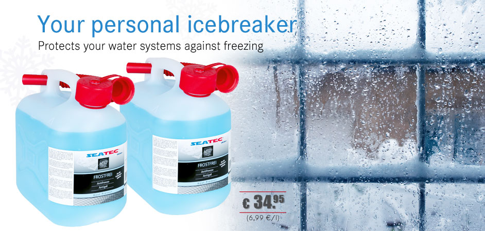 SEATEC - Boatprotect anti-freeze