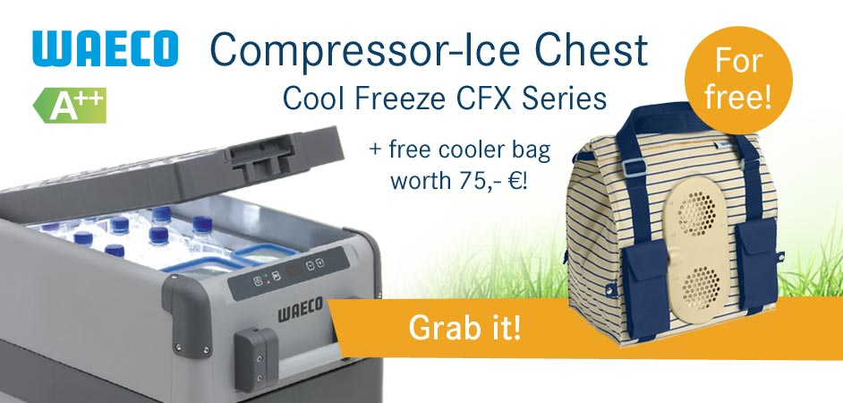 Waeco Compressor-Ice Chest