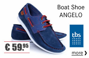 tbs - Boat Shoe ANGELO