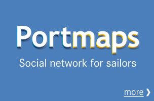 Portmaps - Social Network for sailors!
