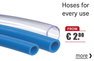 Hoses for every use