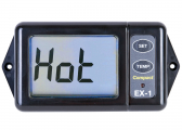 Exhaust Gas Temperature Indicator with Alarm