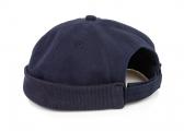 Sailor cap / navy blue